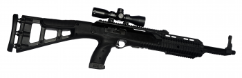 Hi-Point 4095TS 40S&W Semi-Automatic Carbine w/ 4x32 Scope