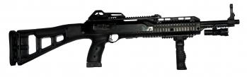 Hi-Point 4095TS 40S&W Semi-Automatic Carbine w/ Forward Grip & Light