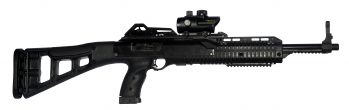 Hi-Point 4095TS 40S&W Semi-Automatic Carbine w/ Red Dot Scope