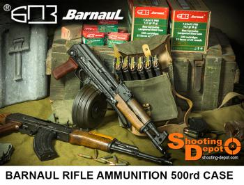 Barnaul Rifle Ammunition